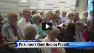 Choir Helps Parkinson's Patients Regain Critical Skill- Video