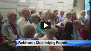 Choir Helps Parkinson's Patients Regain Critical Skill- Video