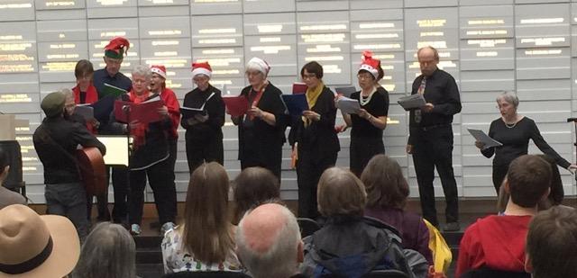 Hearing Impaired Choir
