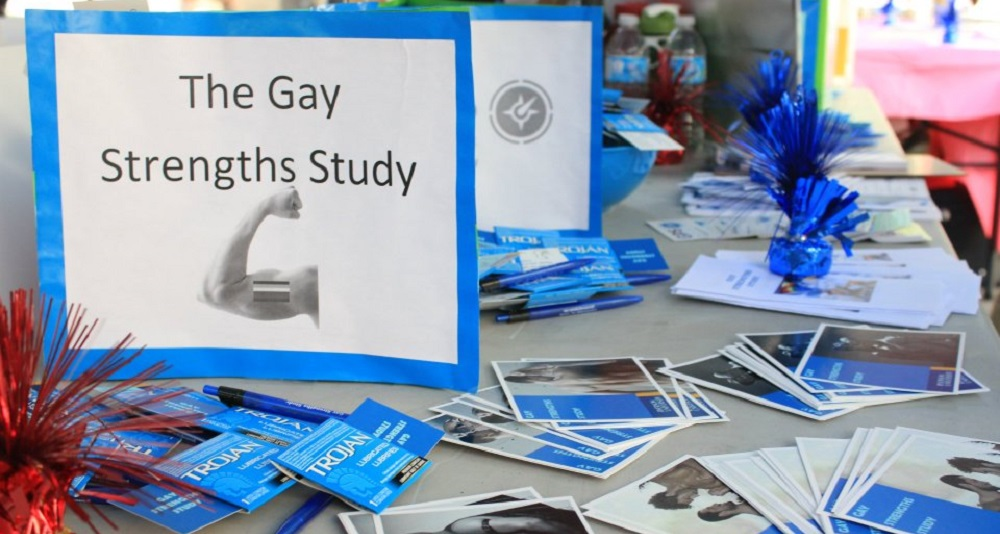 The Gay Strengths Study