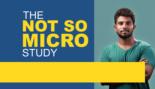The Not So Micro Study